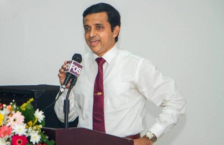 Prof K. M. Nalin de Silva