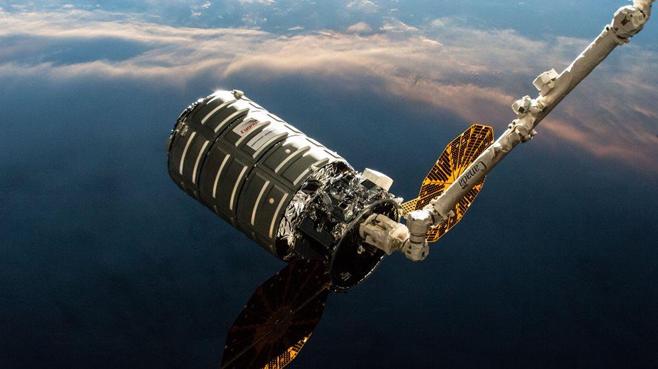 Ravana 1 Reaches ISS