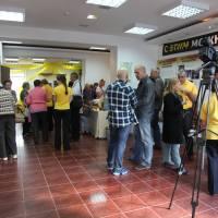 Челябинск открытие тура Доброй воли: гости обмениваются впечатлениями после семинара о супружестве