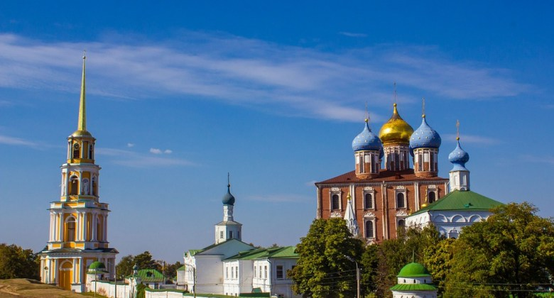 Рязань - красивый город