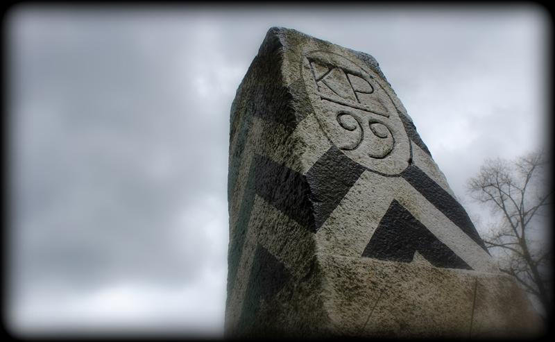KP/KS czyli Granica Królestw Prus i Saksonii – kamienie graniczne 99-106