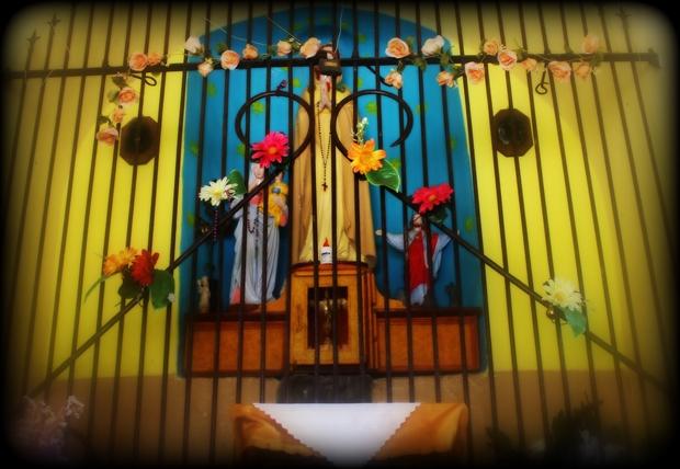 Kapliczka Maryjna Bukowej Góry