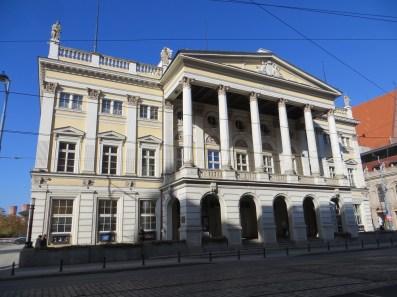 Opera Wrocławska.