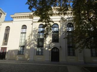 A oto i sama Synagoga, pięknie odremontowana w ostatnich latach.