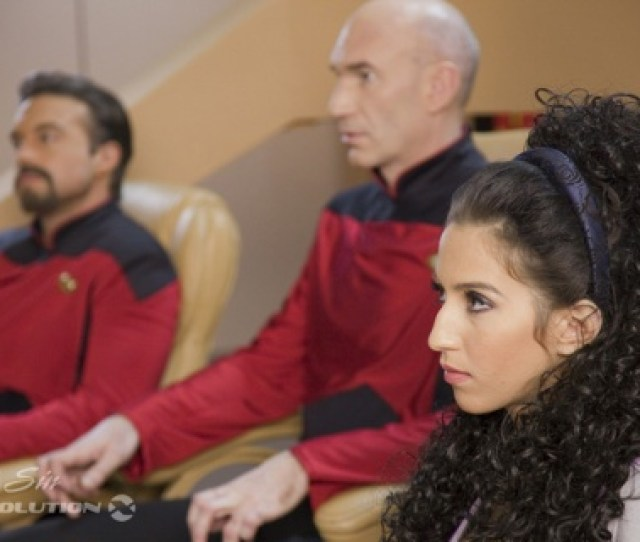Star Trek The Next Generation A Xxx Parody Will Be Available On Dvd May 5th