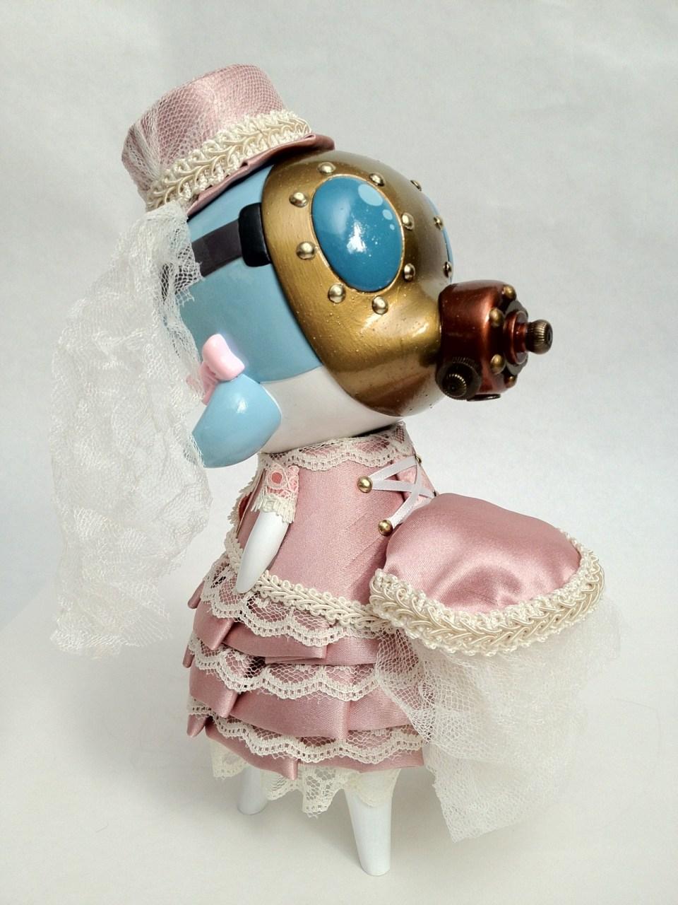 Charlotte, Circa 1886 Steampunk Doll