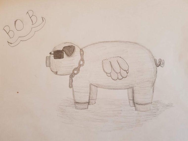 The Unordinary Pig