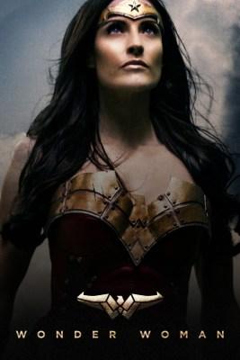 Rileah Vanderbilt in her role in Ranfall Fim's 'Wonder Woman'.  More, please.