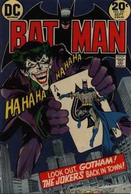 Batman 251 pg00