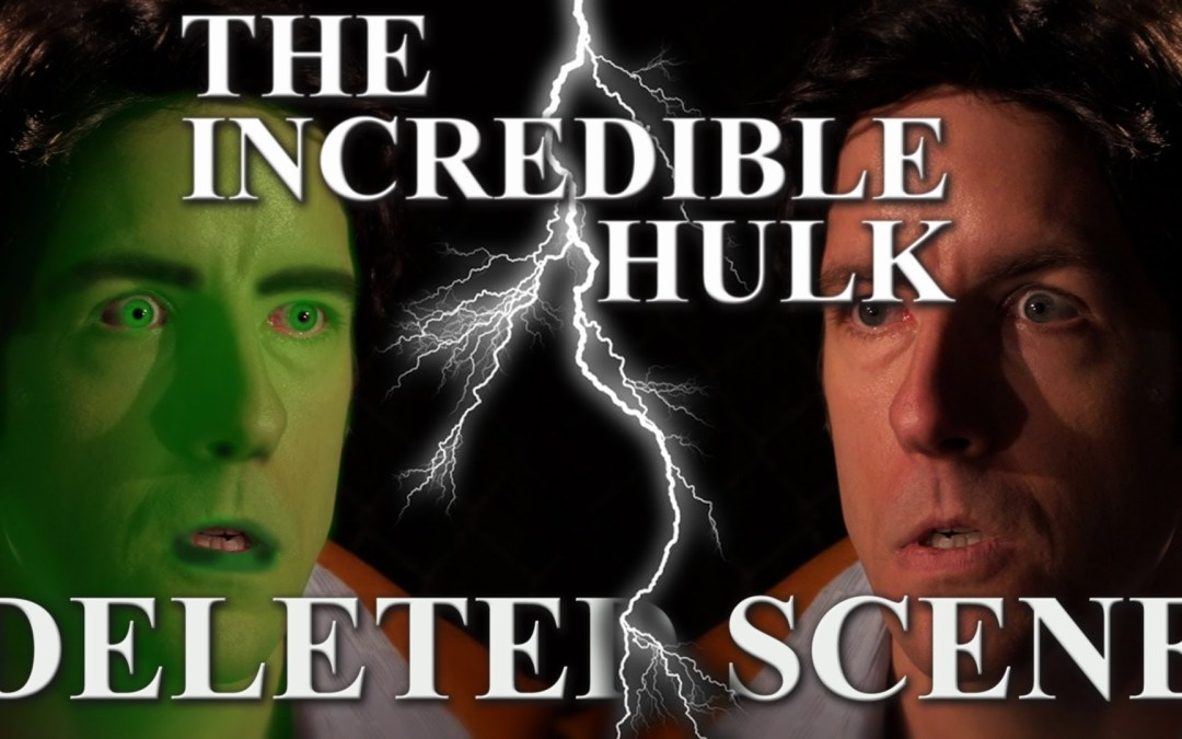 Video of the Day: Rare Deleted Scene from 'The Incredible Hulk'