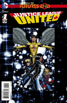 Written by Jeff Lemire Penciled by Jed Dougherty Colored by Gabe Eltaeb DC COMICS
