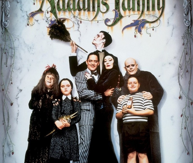 SCIFI.radio's Days of Darkness: 'The Addams Family'