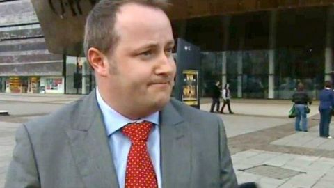 The Welsh government advised Darren Millar UFOs were not devolved to Wales