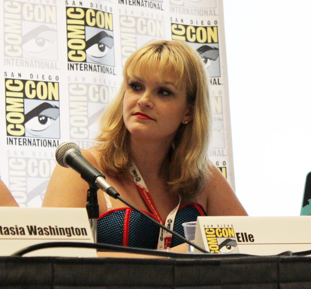 Michelle Jensen, creator of Nerd Out.