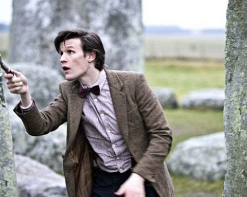 """Matt Smith starred on """"Doctor Who"""" from 2010 to 2014."""
