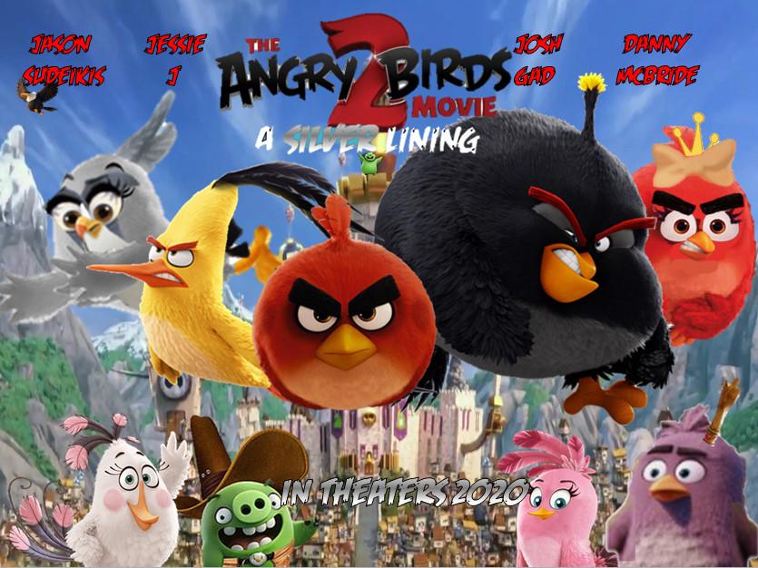 Angry bird silver lining movie