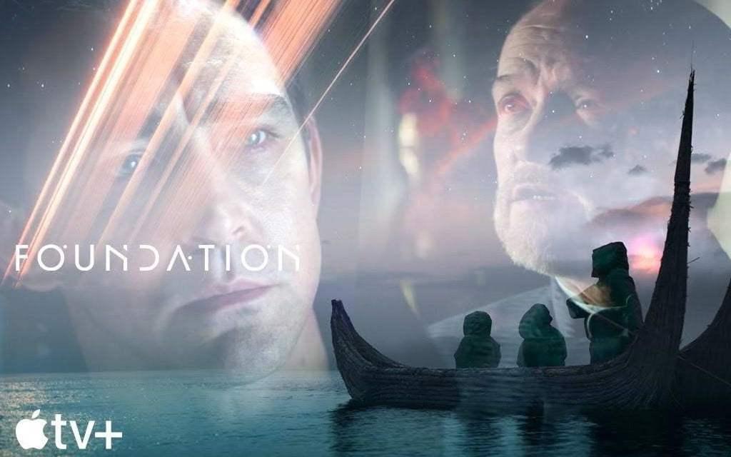1st Look: Apple TV+'s 'Foundation' Series Trailer