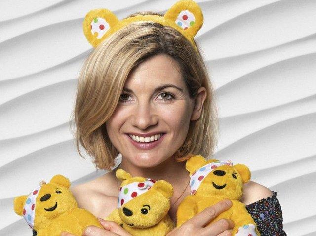 jodie whitakker yellow bears