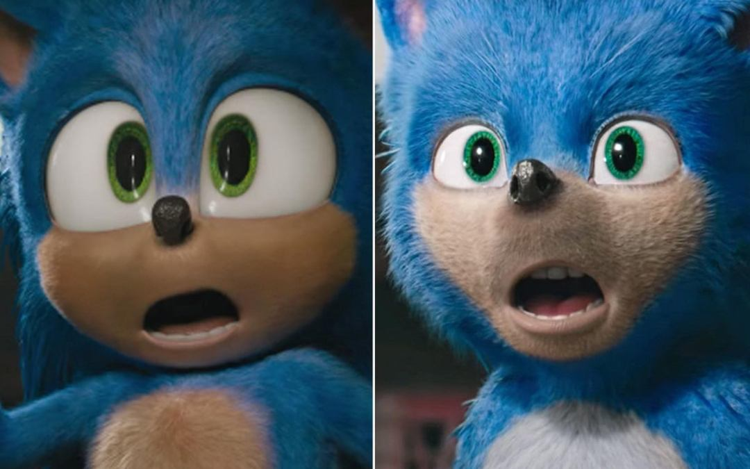 Trailer Park: 'Sonic the Hedgehog' Trailer #2. Now That's More Like It.
