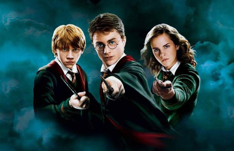 Happy 55th Birthday J.K. Rowling