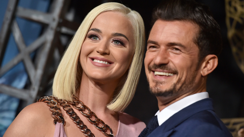Katy Perry, Orlando Bloom Welcome a Daughter