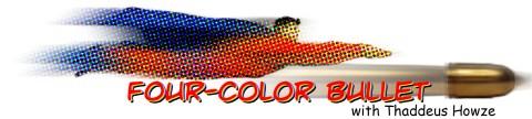 Four Color Bullet