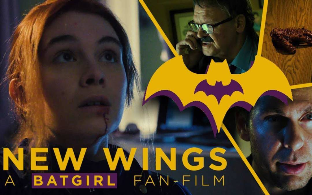 Video of the Day: 'New Wings: A Batgirl Fan-Film'