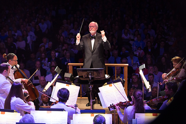 Happy Birthday, Maestro – John Williams is 89!