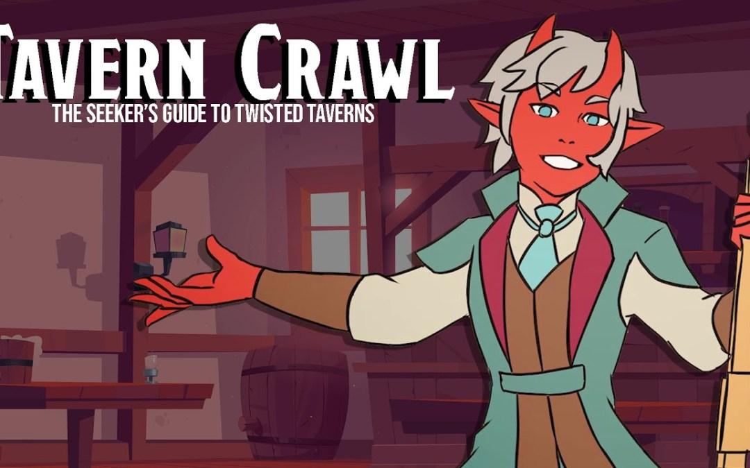 Video of the Day: Annapantsu's 'Tavern Crawl (Twisted Taverns)'