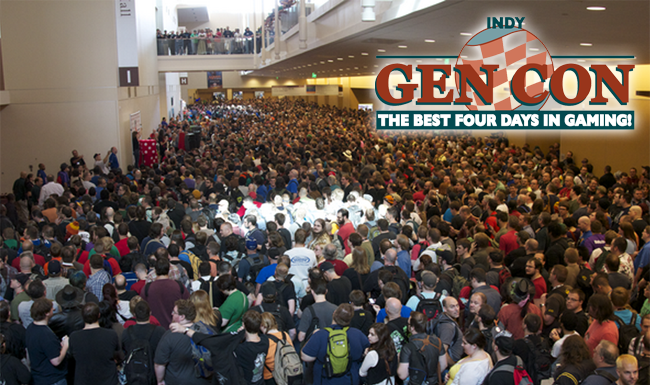 GenCon 2021 Moves to September, w/ Both Virtual and In-Person Programming