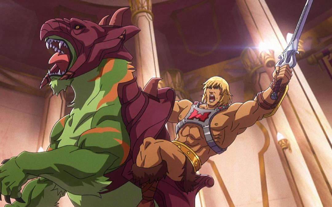 Watch the New Teaser for 'Masters of the Universe: Revelation'