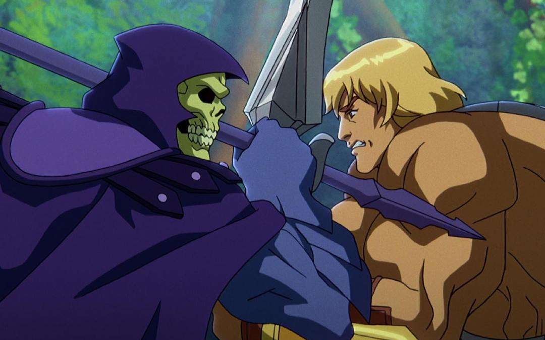 Kevin Smith Brings 'Masters of the Universe' to Netflix