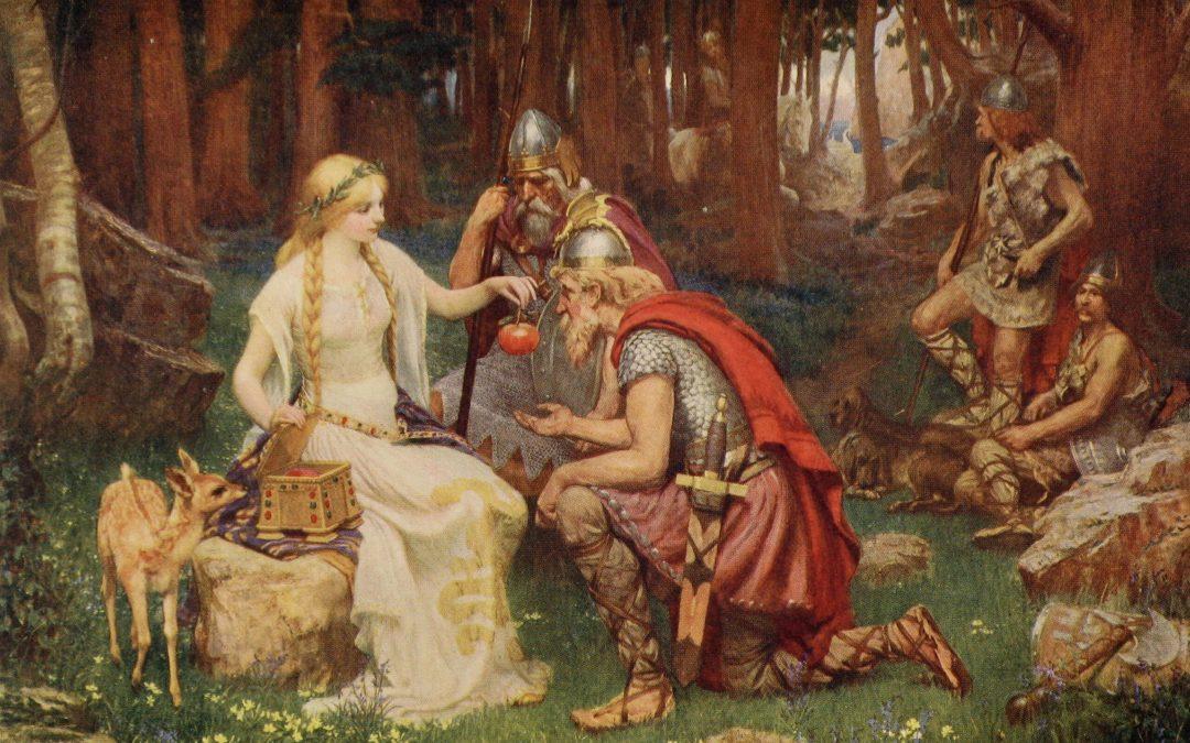 The Apples of Idunn – A Loki Story