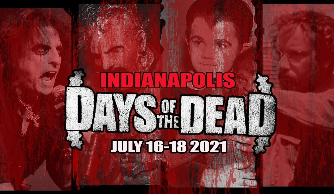 Halloween Comes Early To Indianapolis With 'Days of the Dead'