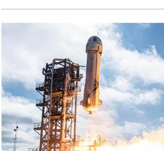 Mercury 13 Astronaut Hopeful Wally Funk Finally Goes to Space Aboard Blue Horizon's New Shephard