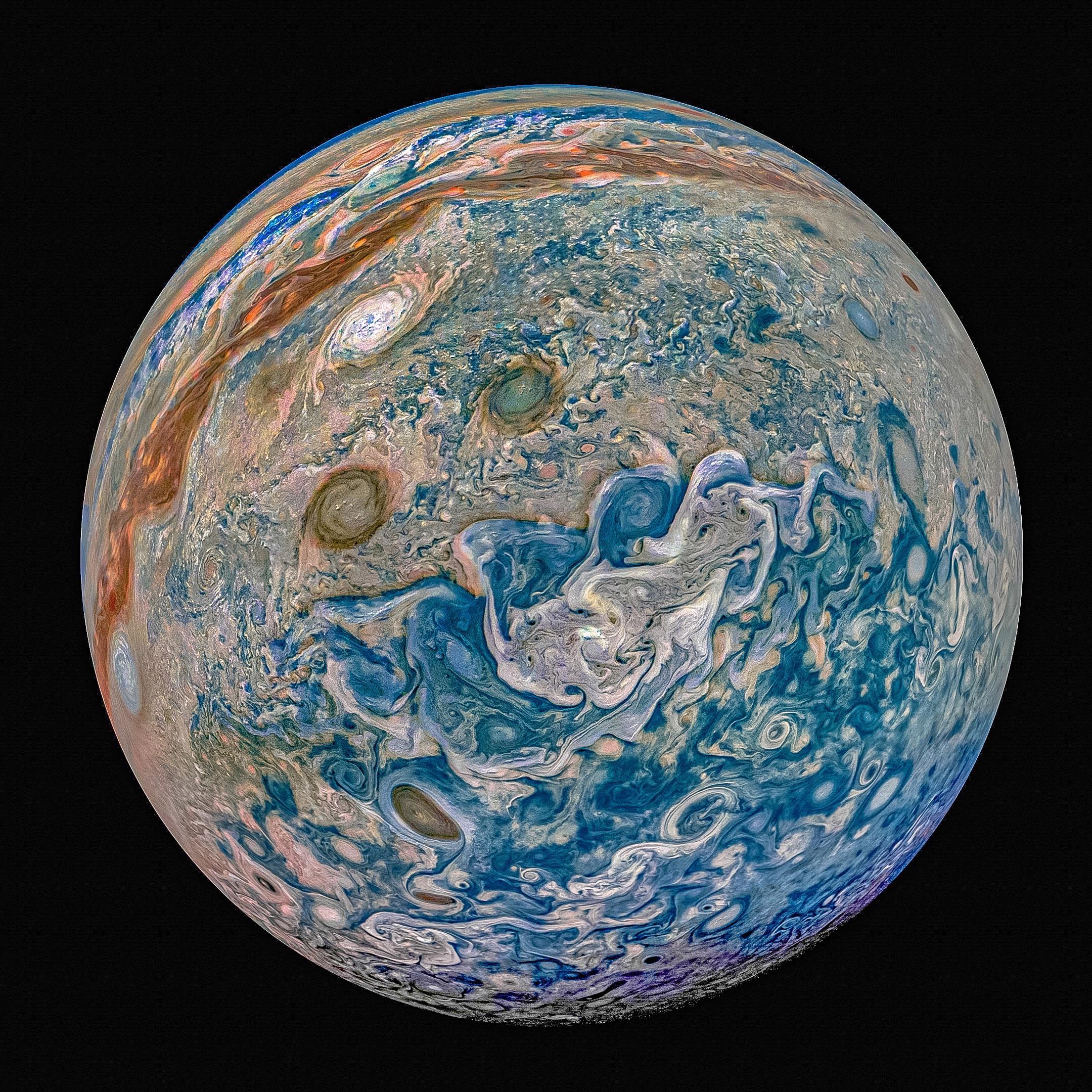 Jupiter the Giant Marble