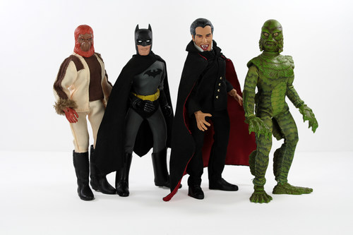 Topps Teams Up with Leading Action Figure Company Mego Figures