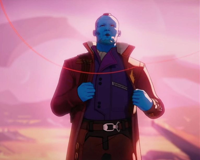 Yondu Udonta What if T'challa was Starlord