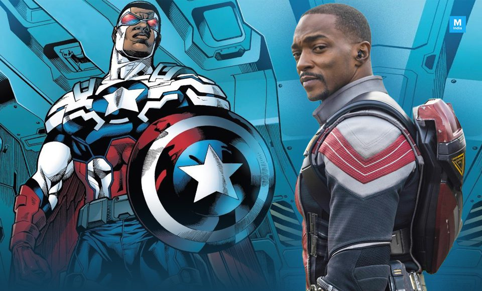 Anthony Mackie Confirmed to Star in CAPTAIN AMERICA 4