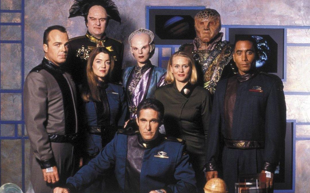J. Michael Straczynki Teams with The CW on 'Babylon 5' Reboot