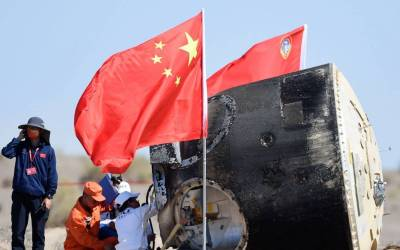 Shenzhou-12 Astronauts Return Safely to Earth After 3 Months in Space