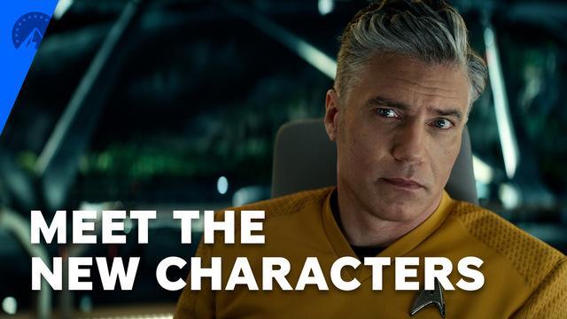 meet the cast of strange new worlds