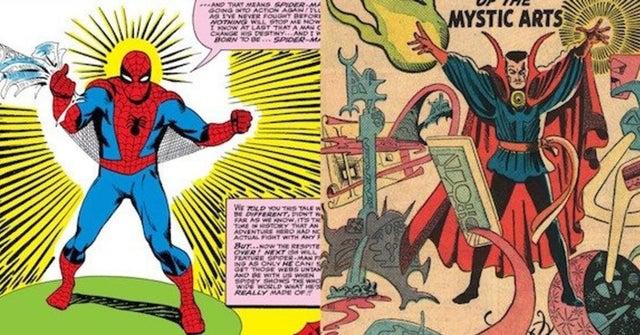 Steve Ditko's Nephew Attempts to Reclaim Spider-Man, Doctor Strange Copyrights from Disney/Marvel