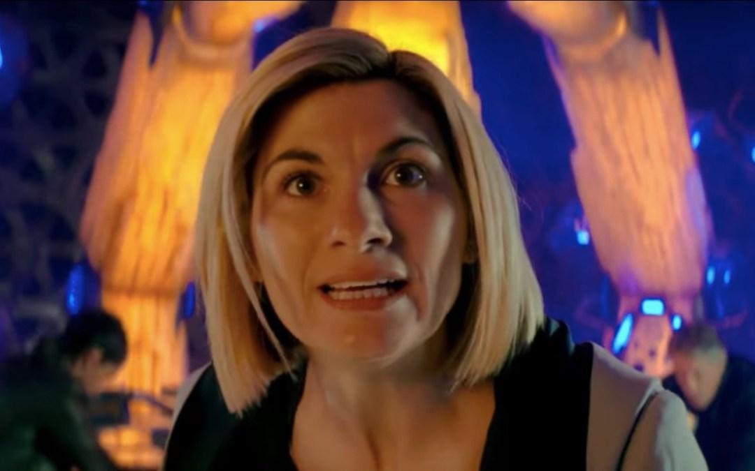 Trailer Park: 'Doctor Who: Flux'