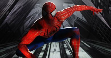 Spider-Man photo by Jacob Cohl