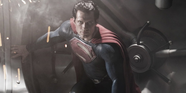 SUPERMAN: First Images of the Man of Steel