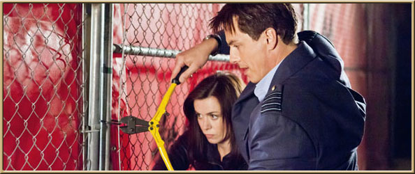 Mr. Harvey: TORCHWOOD Goes Out With a … Meh