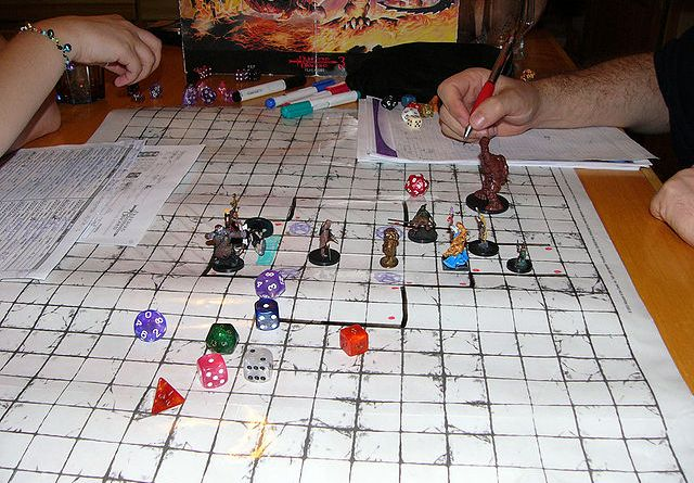 DUNGEONS AND DRAGONS Roundup – 5.24.12