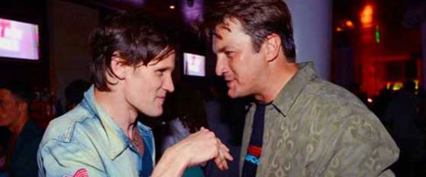 Comic-Con 2012: Having a laugh with Nathan Fillion
