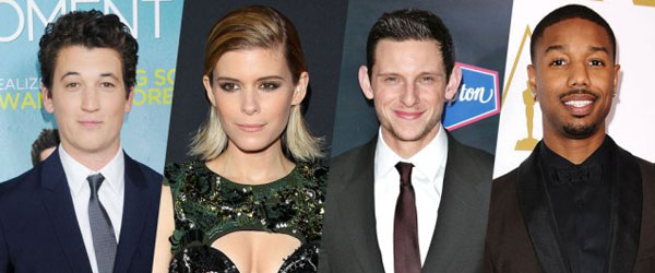 FANTASTIC FOUR Cast Announced